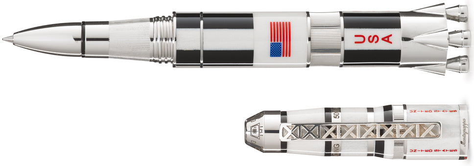 Montegrappa Moon Landing Limited Edition Rollerball Pen