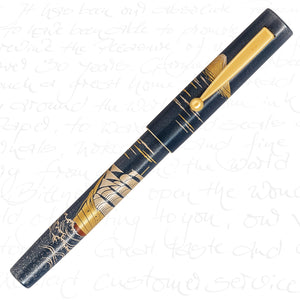 Namiki 100th Anniversary Limited Edition Fuji and Meiji-Maru Fountain Pen