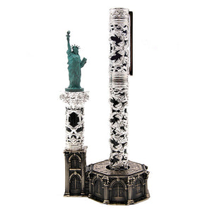 S.T. Dupont Haute Creation Architecture Collection Rollerball Pen - Statue of Liberty