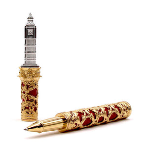 S.T. Dupont Haute Creation Architecture Collection Rollerball Pen - Big Ben