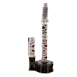 S.T. Dupont Haute Creation Architecture Collection Rollerball Pen - Tower of Pisa