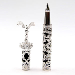 S.T. Dupont Haute Creation Architecture Collection Rollerball Pen - Victory of Samothrace
