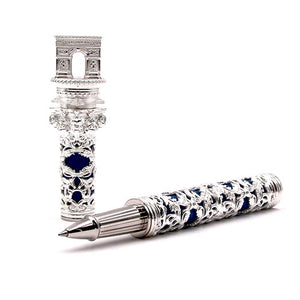 S.T. Dupont Haute Creation Architecture Collection Rollerball Pen - Arc de Triomphe