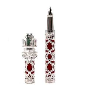 S.T. Dupont Haute Creation Architecture Collection Rollerball Pen - Las Vegas