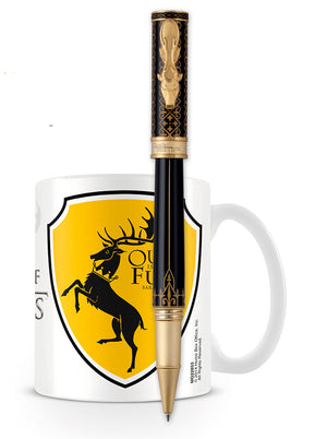 Montegrappa Game of Thrones Rollerball Pen - Baratheon