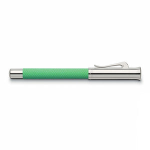 Graf von Faber-Castell Guilloche Fountain Pen - Viper Green