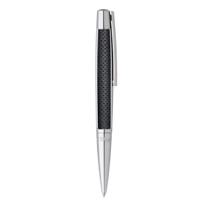 S.T. Dupont Défi Ballpoint Pen - Black Leather