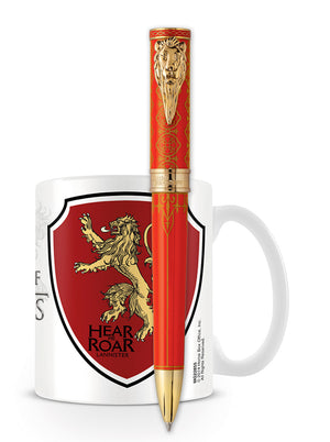 Montegrappa Game of Thrones Ballpoint Pen - Lannister