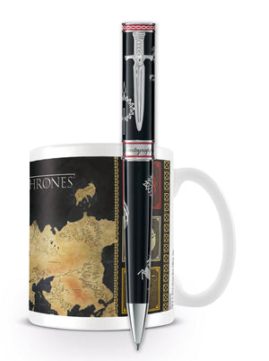 Montegrappa Game of Thrones Ballpoint Pen - Westeros
