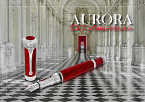 Aurora 100th Anniversario Fountain Pen