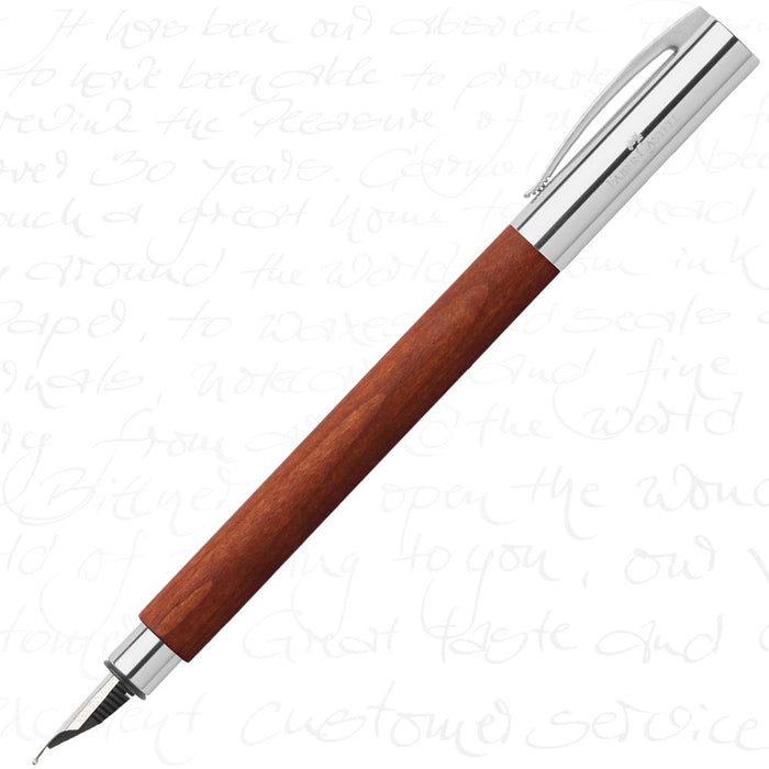 Faber-Castell Ambition Pearwood Fountain Pen