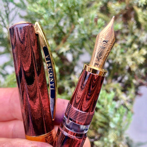 Visconti Voyager 30 Fountain Pen - Orange