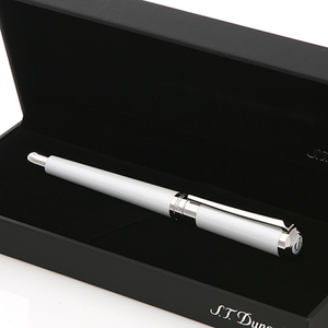 S.T. Dupont Liberté Rollerball Pen - Pearly White