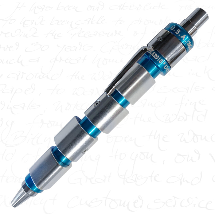 Michael's Fatboy Limited Edition DetroitCam Ballpoint - Blue