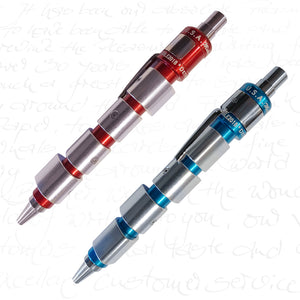 Michael's Fatboy Limited Edition DetroitCam Ballpoint - Numbered Set