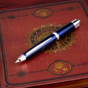 Pilot Vanishing Point LS Fountain Pen - Blue