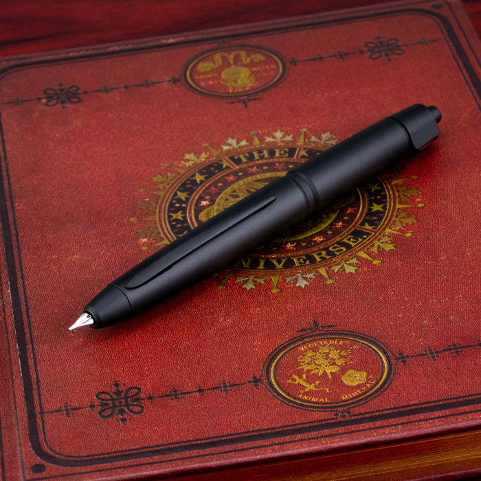 Pilot Vanishing Point LS Fountain Pen - Matte Black