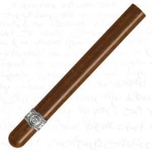 Montegrappa Limited Edition Cigar Silver Fountain Pen