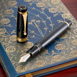 Pilot Custom Urushi Fountain Pen - Black
