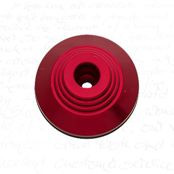 Michael's Fatboy Pen Stand - Red
