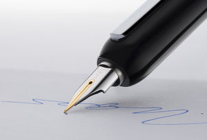 Lamy Dialog 3 Fountain Pen - Piano Black