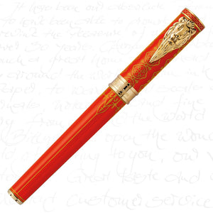 Montegrappa Game of Thrones Rollerball Pen - Lannister