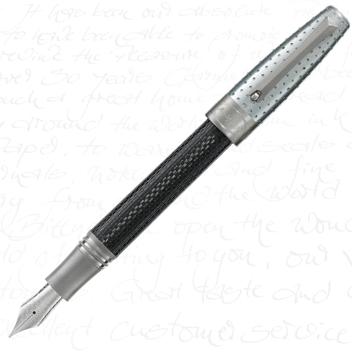 Montegrappa Limited Edition Extra Hi Tech Fountain Pen