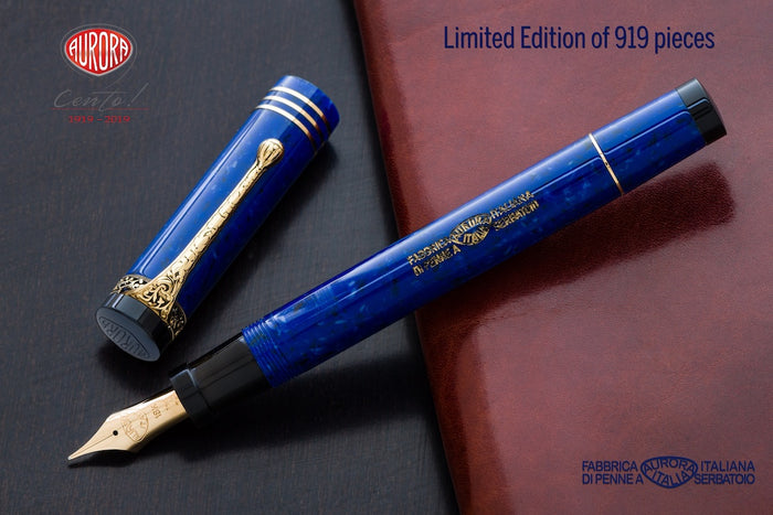Aurora Internazionale Limited Edition Fountain Pen
