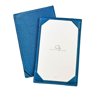 Graphic Image Bright Leather Jotter