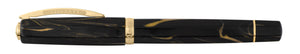 Visconti Medici Fountain Pen - Black Basilica