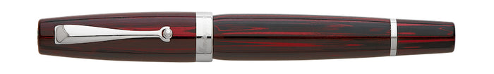 Montegrappa Miya Ebonite Fountain Pen - Blackcurrent