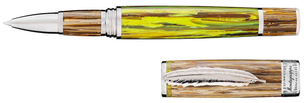Montegrappa Wild Baobab LE Rollerball