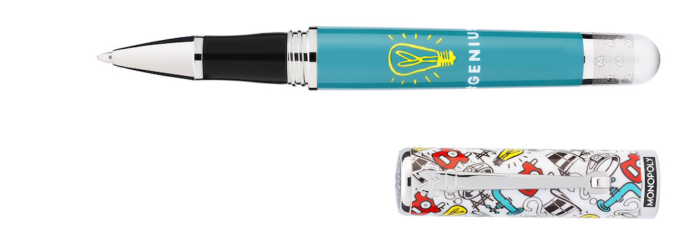 Montegrappa Monopoly Players' Edition Rollerball - Genius