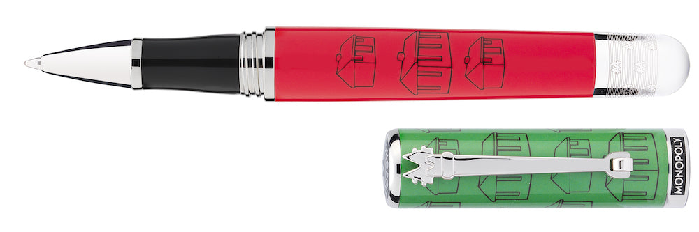 Montegrappa Monopoly Players' Edition Rollerball - Landlord