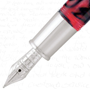 OMAS Bologna Red Fountain Pen