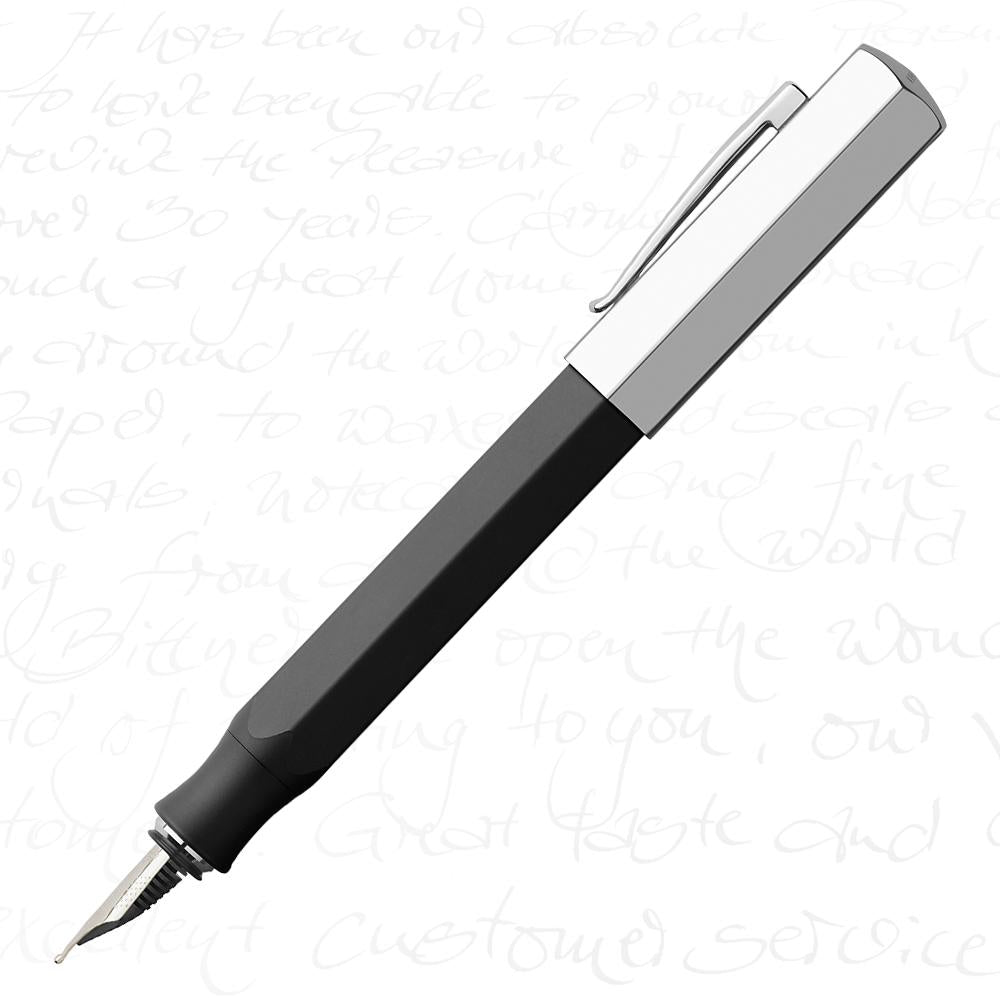 Faber-Castell Ondoro Graphite Fountain Pen