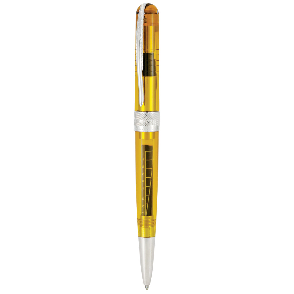 Pineider Avatar UR Demonstrator Ballpoint Pen - Amber