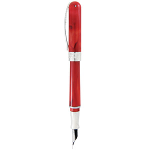 Pineider Avatar Fountain Pen - Devil Red