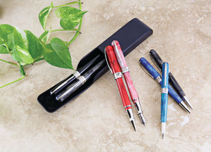 Pineider Avatar UR Ballpoint Pen - Graphene Black