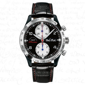 Paul Picot Gentlemen Tachymeter Minoia 1927 Watch