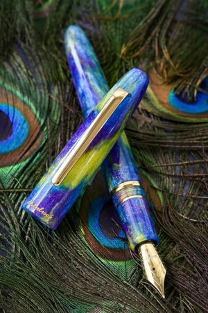 Esterbrook Estie Fountain Pen - Peacock