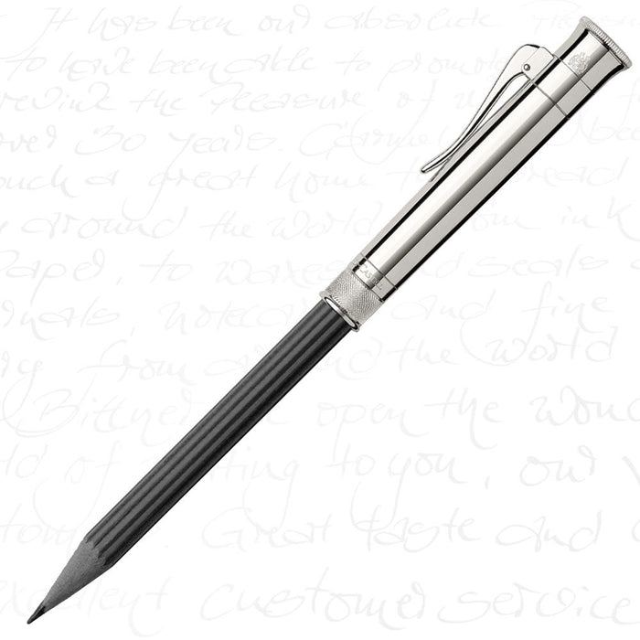 Graf von Faber-Castell Perfect Pencil Platinum Black