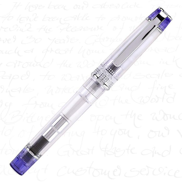 Pilot Prera Blue Fountain Pen