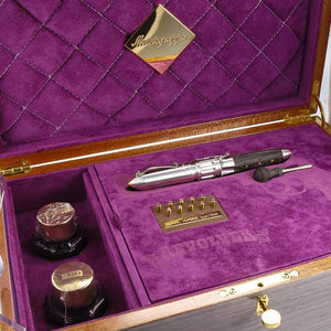 Montegrappa Limited Edition Revolver Fountain Pen