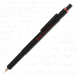 Rotring - 800+ Series Mechanical Pencil and Stylus