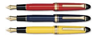 Sailor 1911S Color Fountain Pen Blue / Gold Extra Fine
