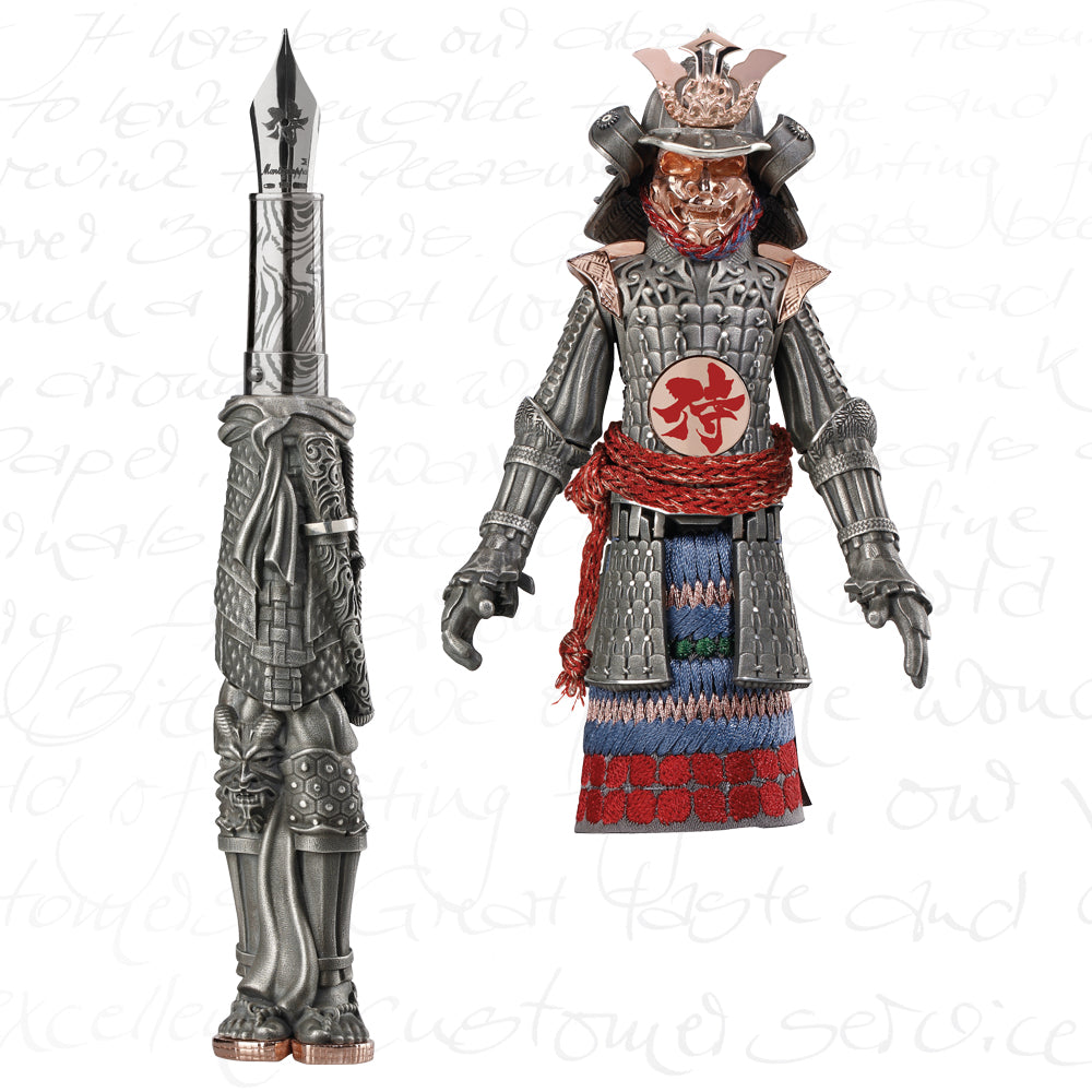 Montegrappa Limited Edition Samurai Fountain Pen