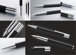 Lamy Scala Rollerball Pen - Black