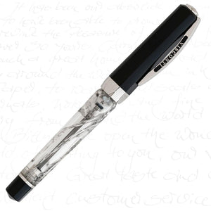 Visconti Silver Dust Fountain Pen