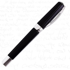 Visconti Vertigo Fountain Pen Black